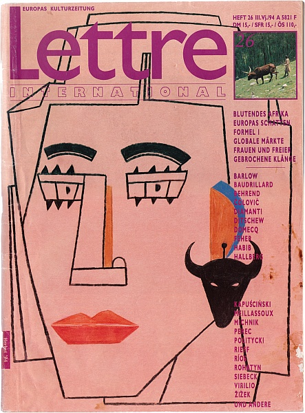 Lettre International No.26
