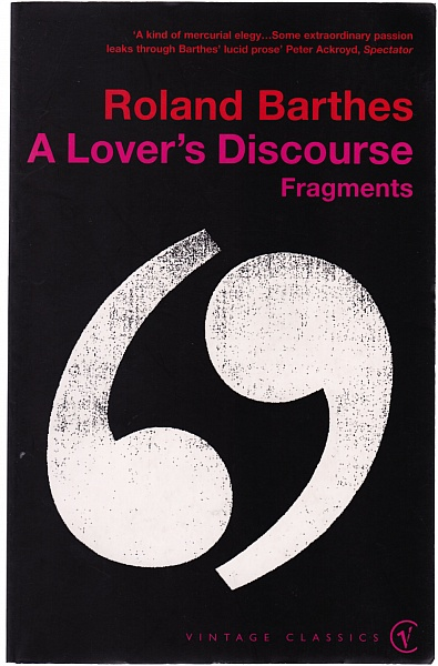 A Lovers' Discourse